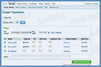 Online Payroll Sample